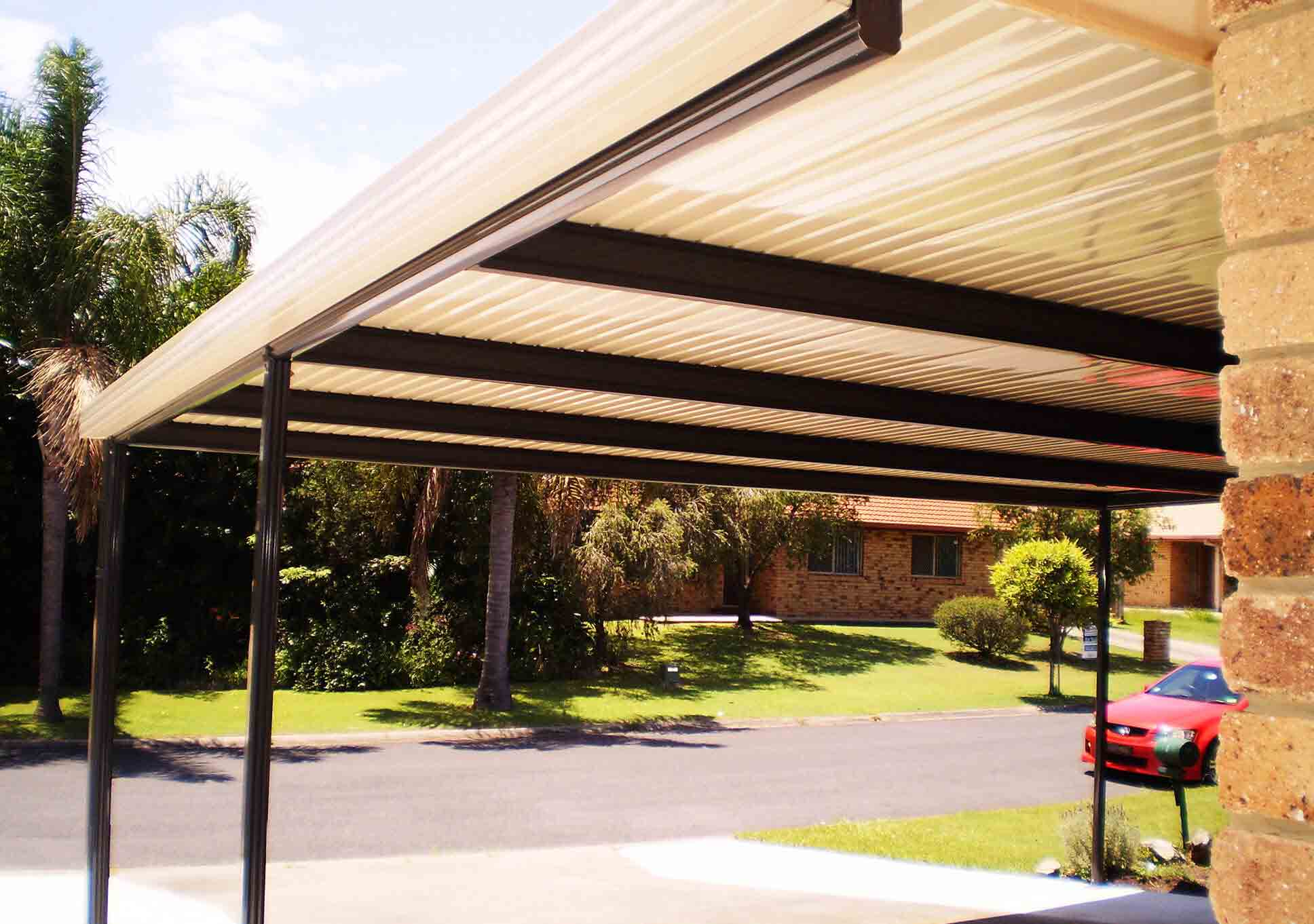 Favoured carport builders in brisbane and sunshine coast for Carport builder