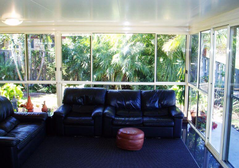 Glass Room Enclosure
