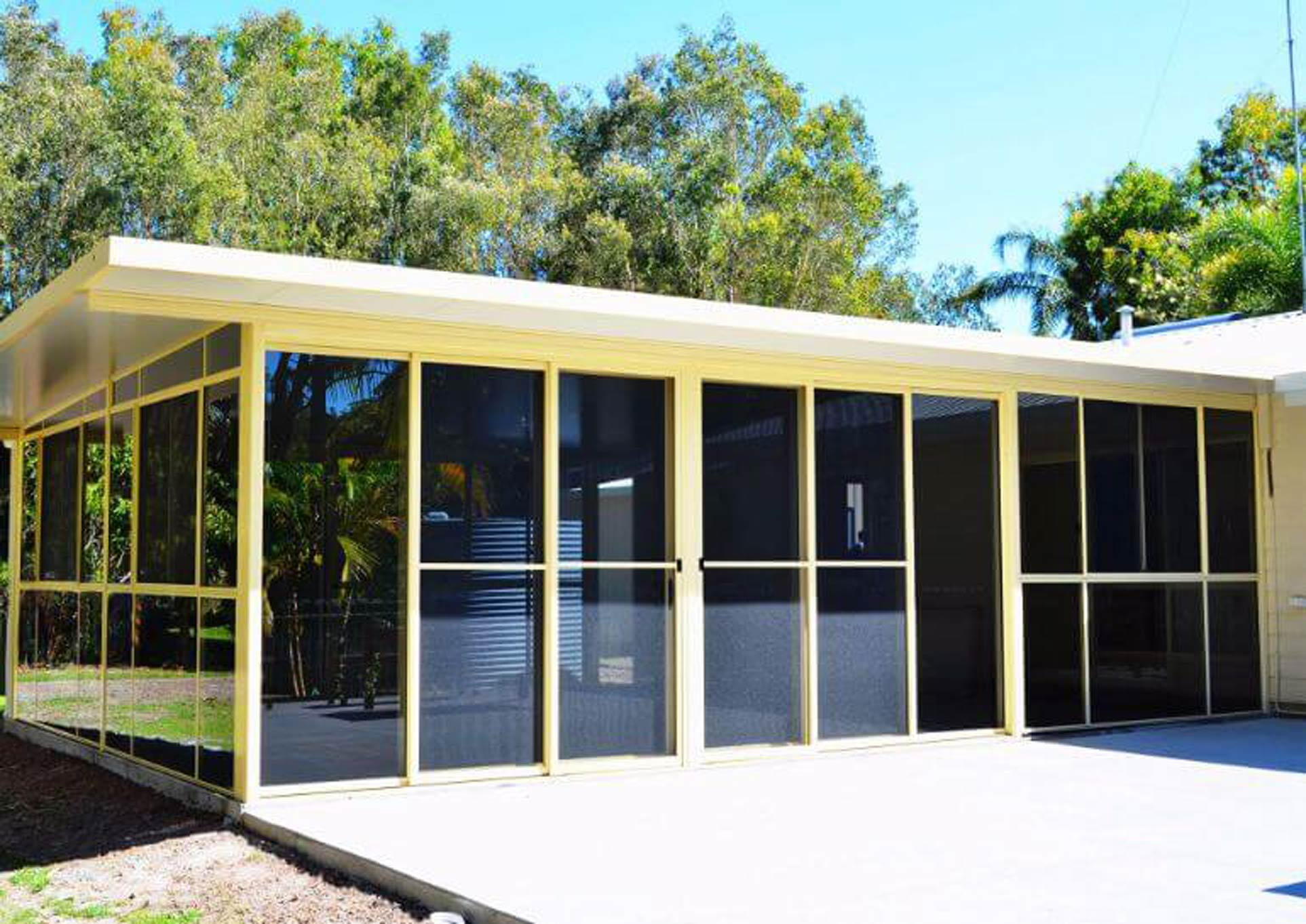 Patio Glass Room Enclosures | Brisbane & Sunshine Coast ... on Patio Enclosures  id=96392