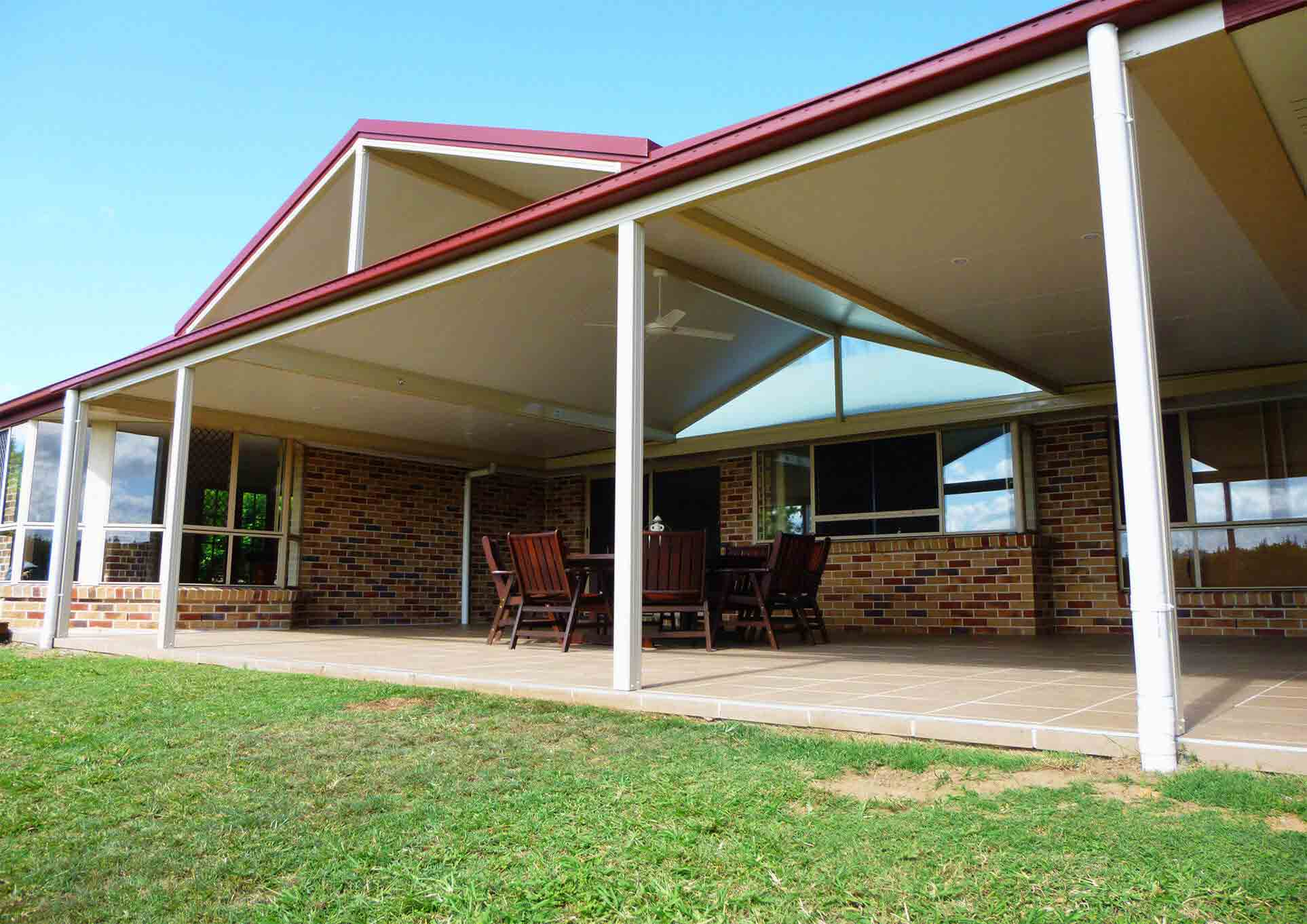 Gable Patios Brisbane