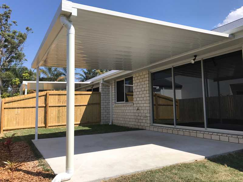 Non-Insulated Skillion Patio Builders Brisbane